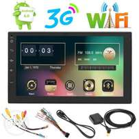 "Android Car Stereo with Navigation 7"" HD"