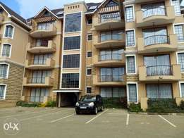 3 bedroom furnished apartment for letting.