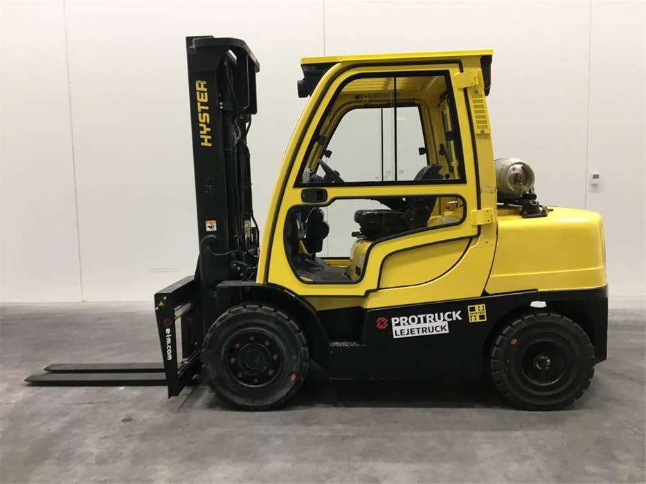 Hyster H4.0ft6 - 2007