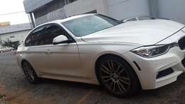 2014 BMW 330d Automatic Available for Sale