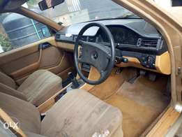 Mercedes Benz 124 series manual asking 350k