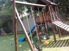 New jungle gym R3600[Used Slide] Free delivery and Installation