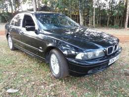 BMW 525i Automatic Transmission