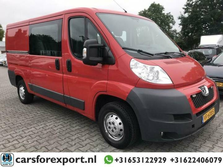 Peugeot Boxer 333 2.2 HDI L2H2 *NEW MOTOR AT 190.000* *N - 2013