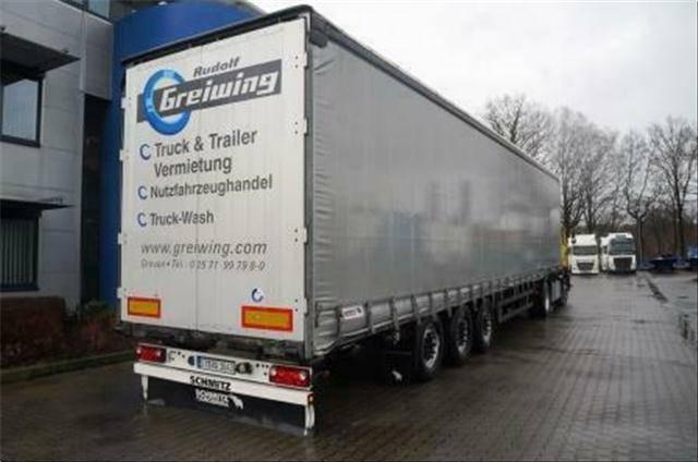 Schmitz Cargobull SCS 24/L 13.62 M B Varios - 2010