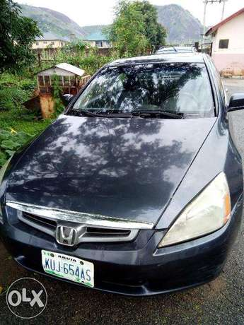 A Clean Honda Accord EOD Abuja - image 2