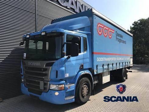 Scania P280 - 2012
