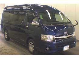 Quick Sale! Foreign Used 2010 Toyota Hiace Diesel For Sale 3,200,000/=