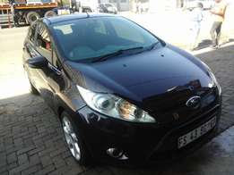 2010 Ford Fiesta 1.6i Titanium Available for Sale