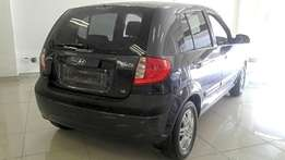 2007 Hyundai Getz 1.6HS Automatic car for asle