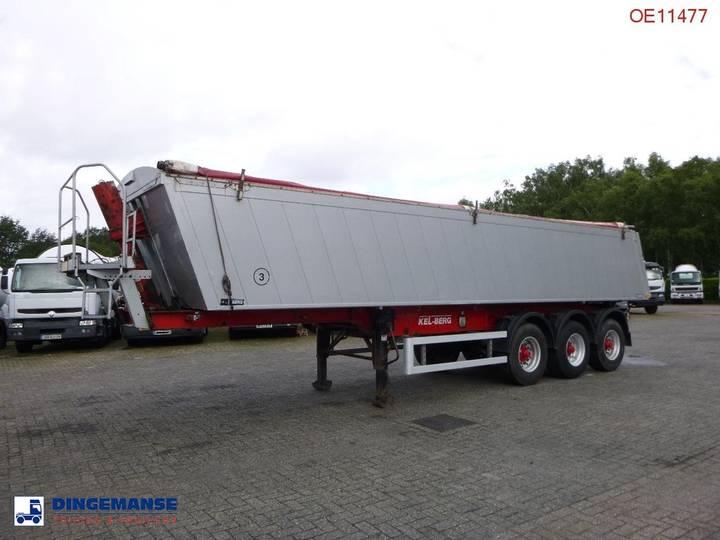 Kel-Berg Tipper trailer alu 30 m3 - 2006