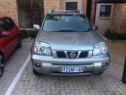 Nissan X Trail 2.5 petrol. Excellent condition DON'T MISS OUT