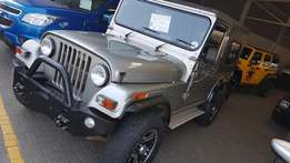 **2010 Mahindra THAR 2.5TDI 4x4** Affordable adverture vehicle**