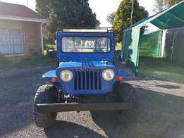 Jeep badger replica buggy