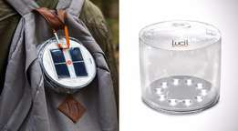Original Luci Inflatable Solar Chargeable Lamp