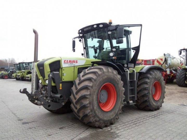 Claas xerion 3800 trac vc - 2012 - image 4