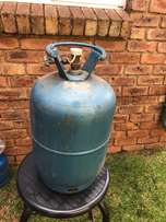 6kg gas bottle (empty) for sale