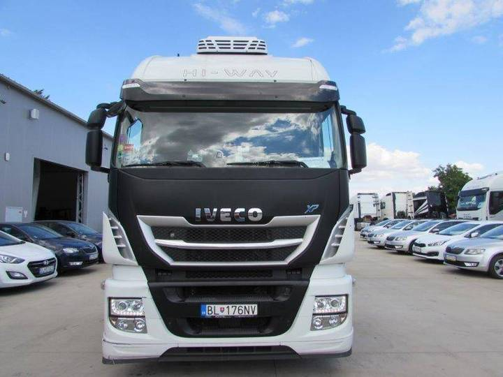 Iveco Stralis As440s48 Xp - 2017