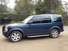 Land Rover Discovery3,KBS,2005,2700cc,Diesel,Auto,Ksh 2,650,000