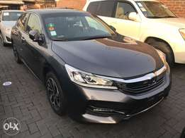 Honda Accord 2017 used