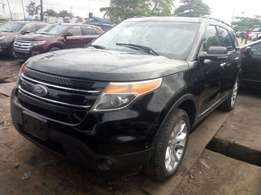 2013 ford Explorer. Limited edition. Direct tokunbo