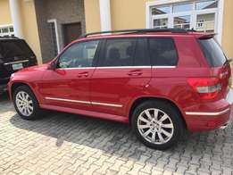 Tokunbo Mercedes Benz GLK350 for sale