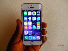 iPhone 5s 16 gig no fault