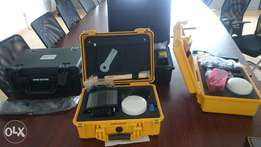Higher survey equipment