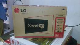 Brand new sealed lg digital smart tv 32 Inches visit my shop daily