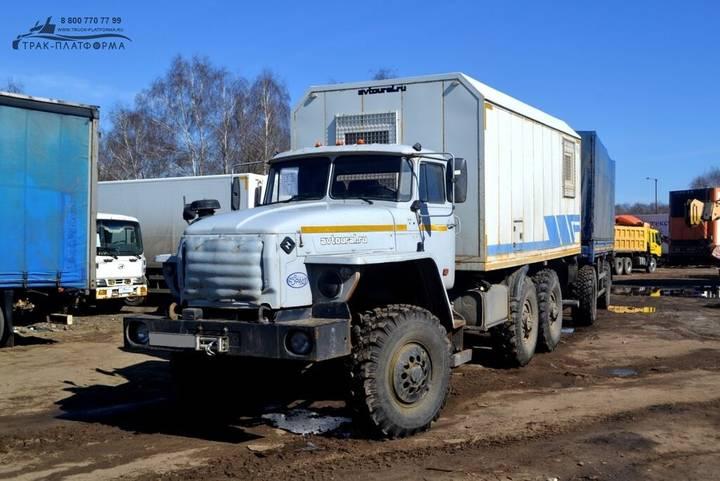 Ural 4991В2 - 2013