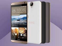 HTC one E9 plus dual 27999/- sealed free glass protector 1yr wrnty