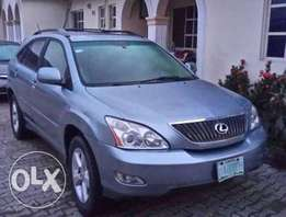 Very clean used Lexus RX330
