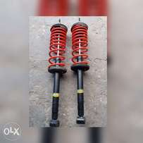 jetta/golf 3 rear springs and shocks