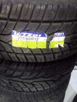 Falken tires 275/60/R17 With Free Delivery