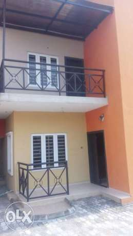 Three wings of detached duplex for sale in an estate at Okota Lagos Lagos Mainland - image 2