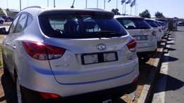 2015 Hyundai iX35's on Special! R30 000 Discount on slected models!