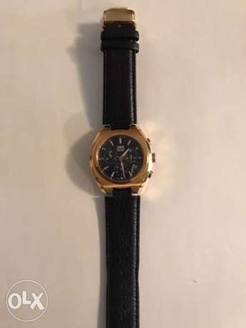 cover chronograph watch original very light use as new