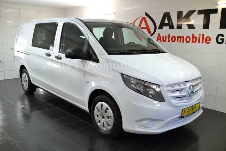 Mercedes-Benz Vito 114 CDI Lang Mixto DOKA *6 Sitzer*Klima* - 2014