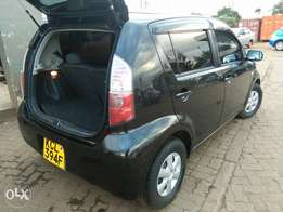 Very clean Toyota Passo with dark interior, fog lights and low mileage