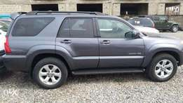 Tincan Cleared Toks Toyota 4Runner, 2007, Full-Option, Very Excellent.