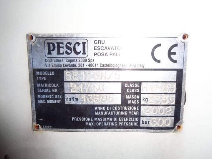 Pesci  Pesci SE155N + 7X  EXTENDABLE + 15000 KG - 2002 - image 10