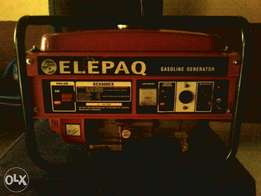ELEPAQ GENERATOR. Its in good Condition just want to dispose.