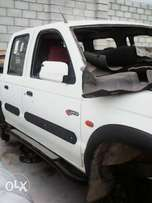 Ford Ranger Double Cab Spares