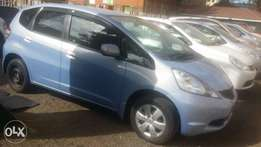 Newly imported honda fit KCP
