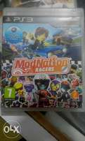 Mod Nation racers original blu ray disk 2 player game