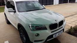 BMW X3 2.0L Auto Xdrive for SALE
