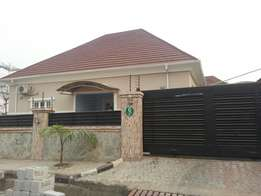 Tastefully finished 3bedroom with Bq for sale in global estate Abuja