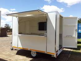 foo dtrailer for sale in an excellent condition