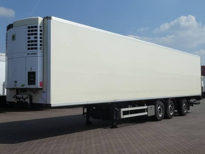 Krone THERMOKING SL200 taillift-laadklep - 2007