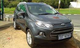 2016 Model Ford Ecosport 1.0 Titanum Turbo Charge SUV for sale